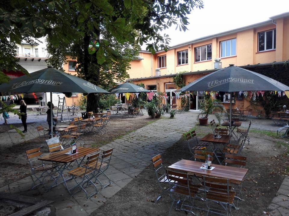 Stadtgarten Erfurt